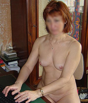 Femme mûre pipe Bordeaux